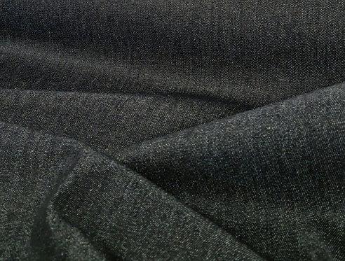 Soft Touch Denim 10oz 100% Cotton Black