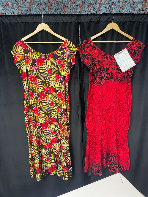 DRESSES MADE @ THE ALTERATION ROOM BY FAB