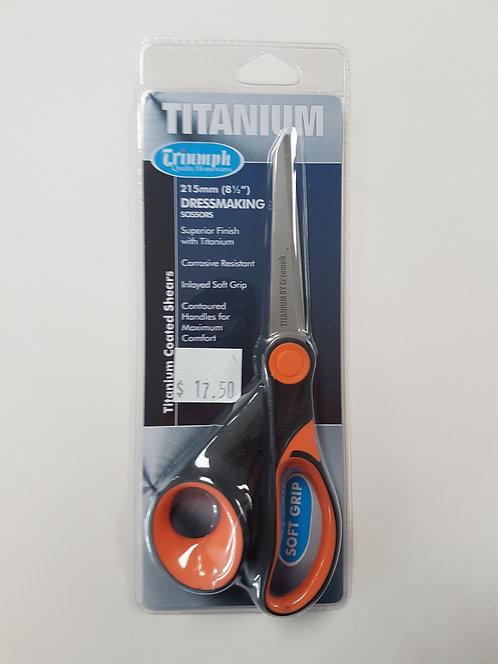 Titanium Dressmaking Scissors 215mm