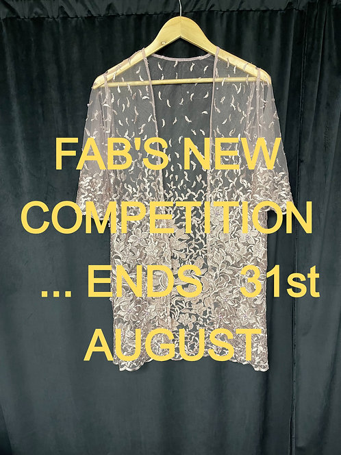 FAB COMPETITION