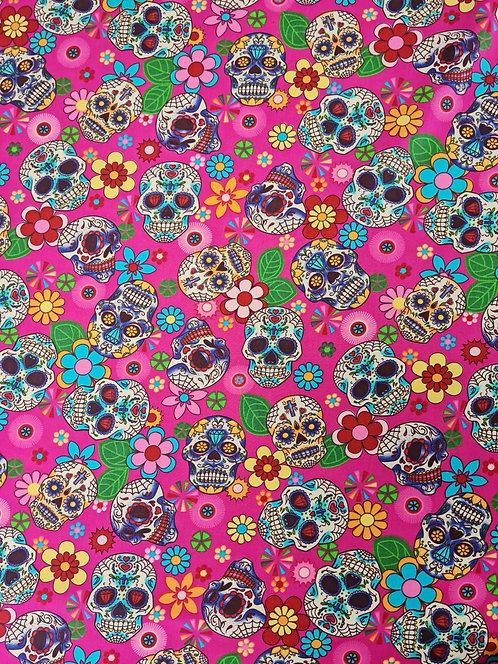 Scullduggery Cotton Print