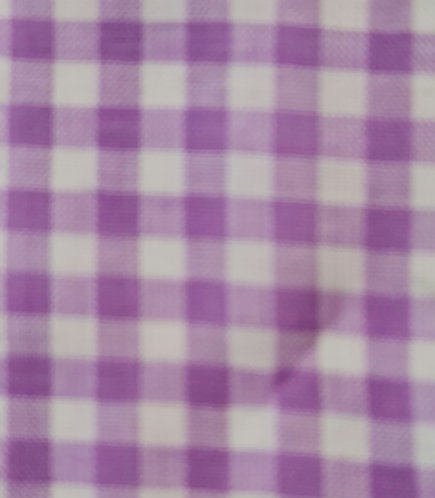 1/4 Inch Gingham Lilac