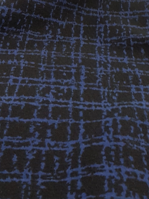 Crosshatch Polyester Suiting