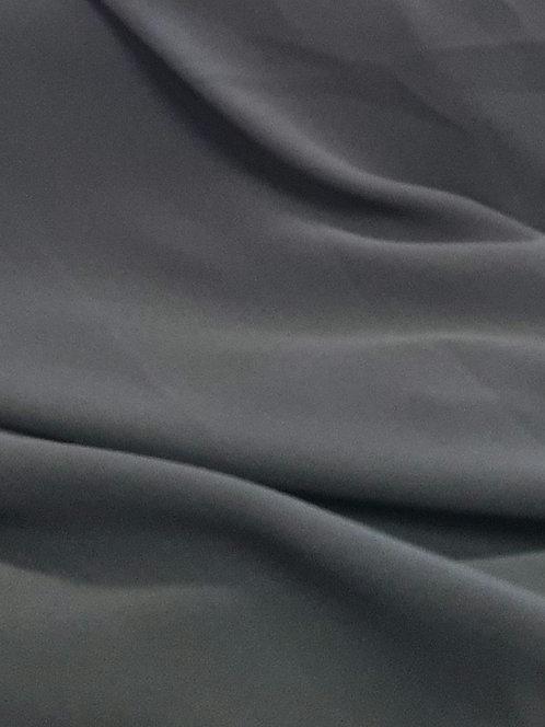 Polyester Georgette Black