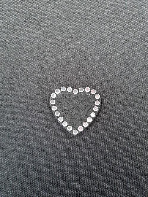 Diamante Large Heart Motif