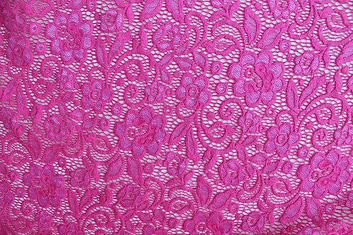 Gloria Lace - Pink & Purple