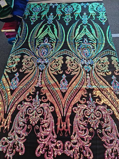Holographic Sequin Designer Tulle