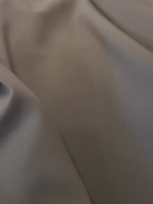 Mini Matt Polyester Suiting Taupe