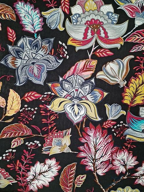 Bold Paisley Rayon Print