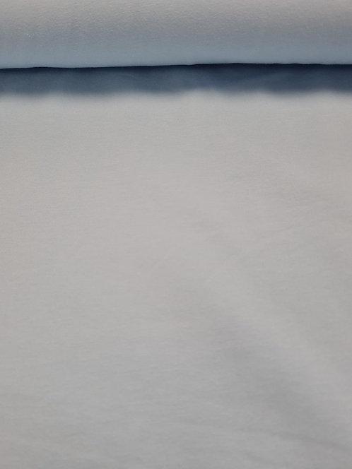 Cotton Spandex Tee Shirting Pale Blue