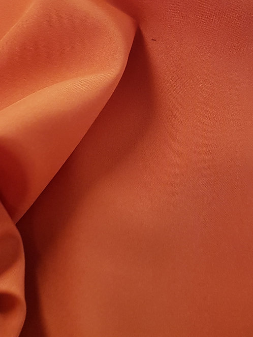 Mini Matt Polyester Suiting Orange