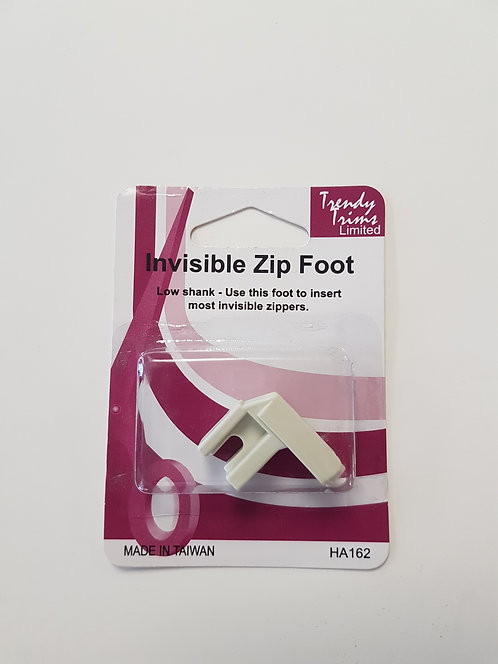 Invisible Zip Foot