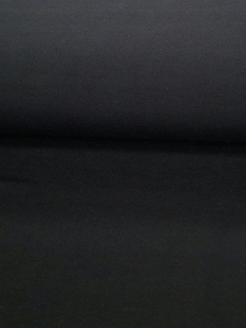 Viscose Spandex Knit Black