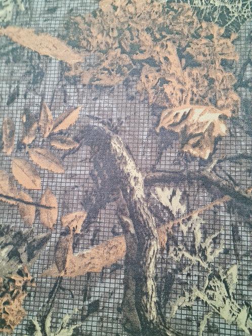 Forest Camo Cotton Drill