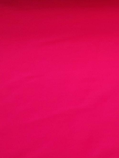 Valentina Microfibre Crepe de Chine Hot Pink