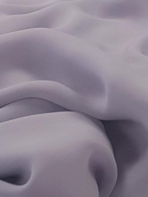 Polyester Chiffon Lilac