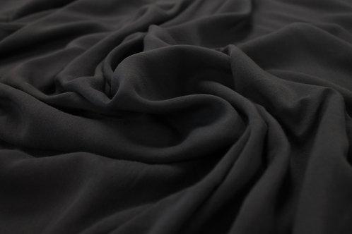 100% Rayon - Black