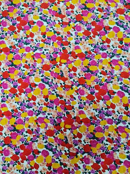 New Season Printed Viscose/Rayon Crepe