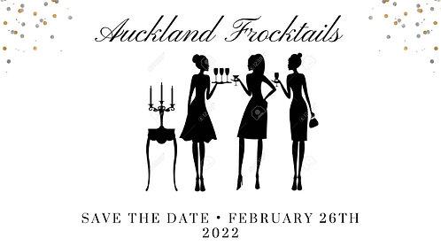 AUCKLAND FROCKTAILS 2022 @ THE CORDIS