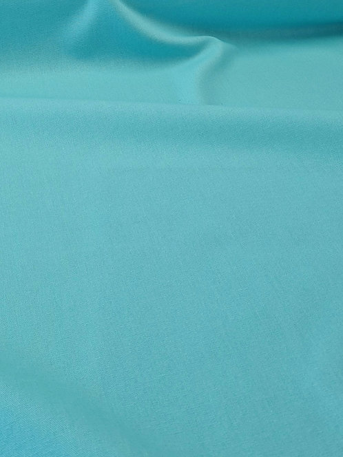 Mika Cotton Linen Mix Turquoise