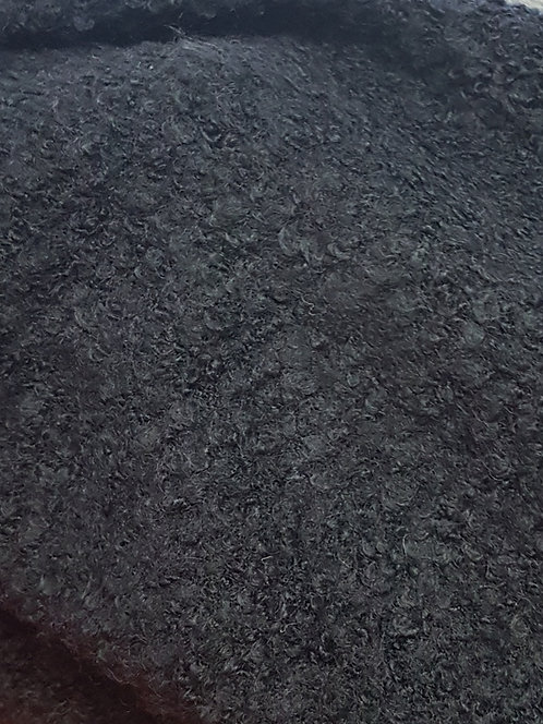 Marlebone Wool Mix Boucle Ink