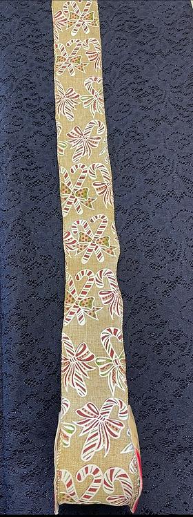 Christmas Ribbon ABCDEFGH