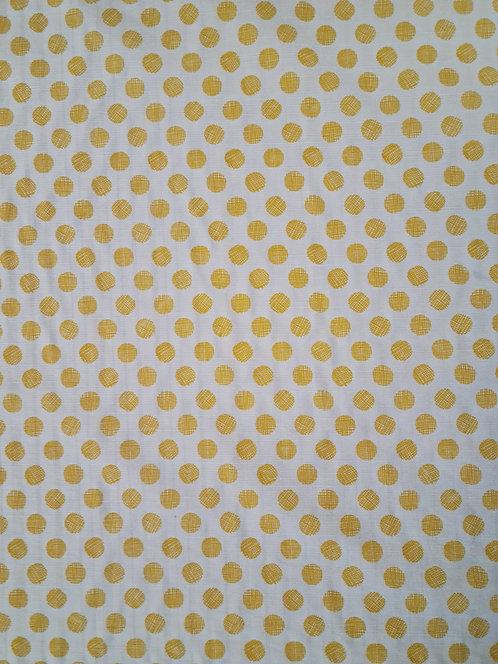 Orm Rayon/Nylon Mix Yellow