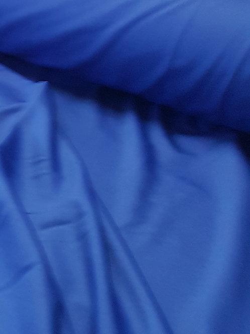 Polyester Spandex Knit Royal Blue