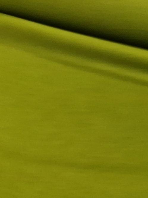 Wool/Viscose Coating Moss Green