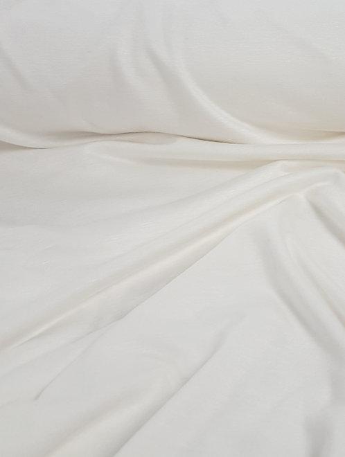 Viscose Lycra Knit Ivory