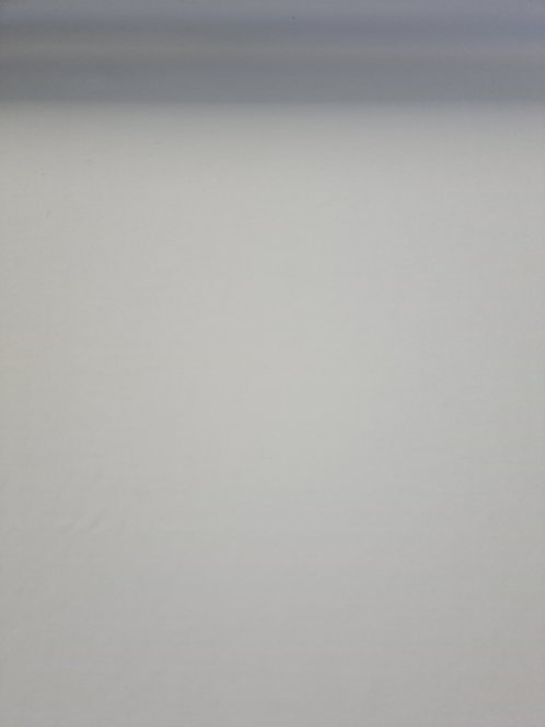 Polyester Spandex Knit White