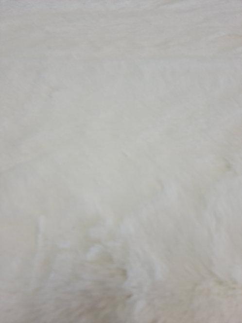 Lucca Fur White