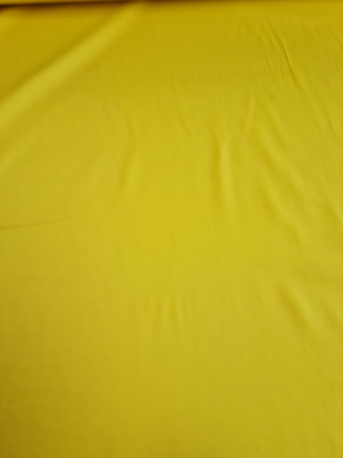 Spun Rayon Citrus Yellow