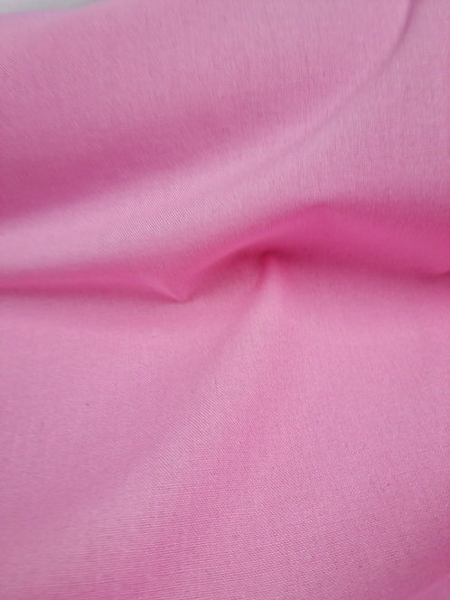 Mika Cotton Linen Mix Lolly Pink
