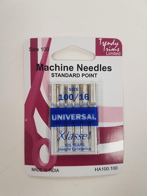 Machine Needles 100/16
