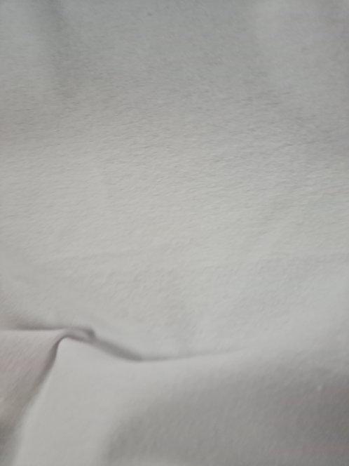 100% Cotton Wincyette Midweight White