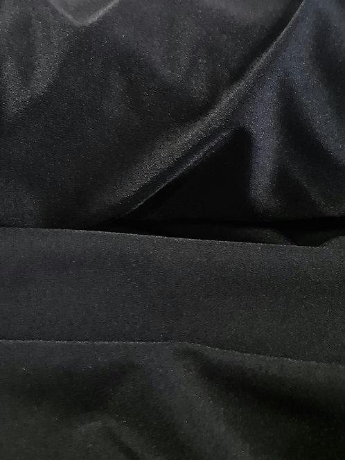 Nylon Lycra Black