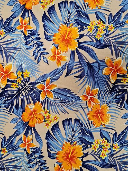 Aloha Rayon Print