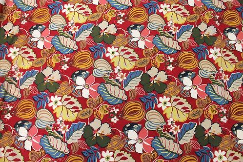 Tropical Floral Print