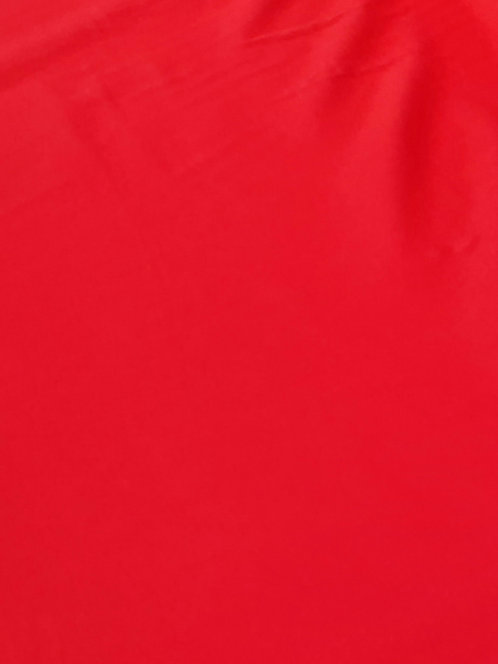 Oxford 100% Cotton Red