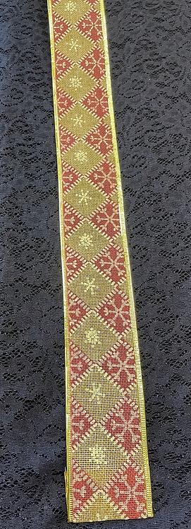 Christmas Ribbon ABCDEF