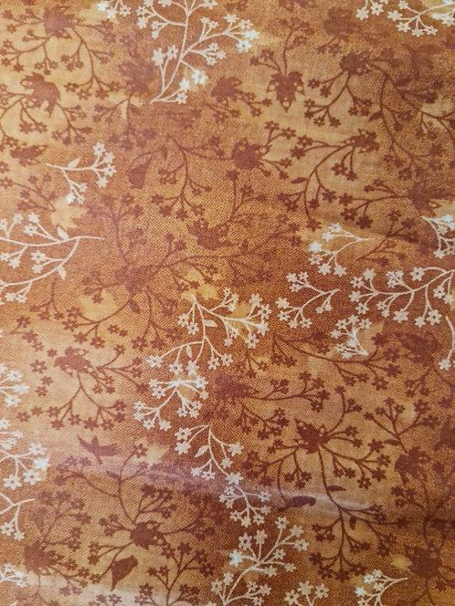 Autumn Sprigs Cotton Print