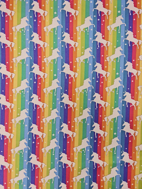 Unicorn Dreams Cotton Print