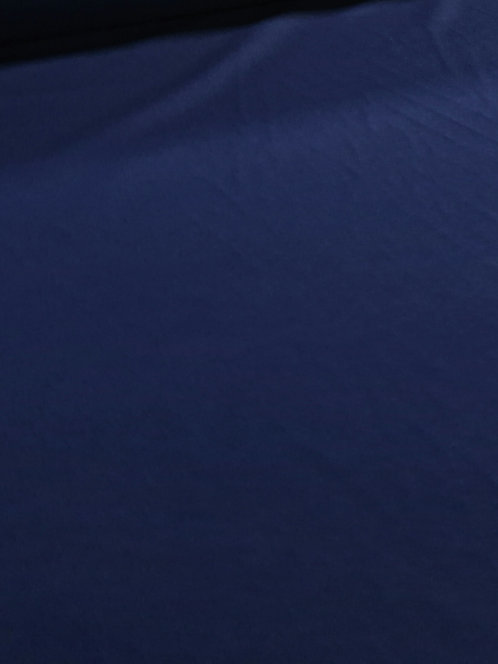 Oxford 100% Cotton French Navy