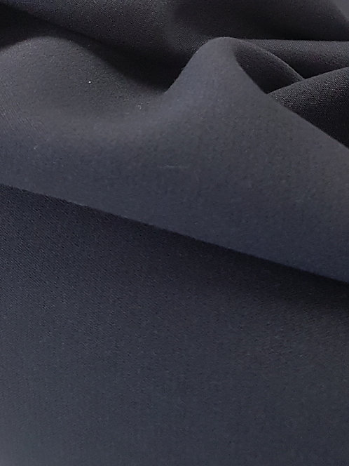 Winter Weight Ponti Suiting Navy