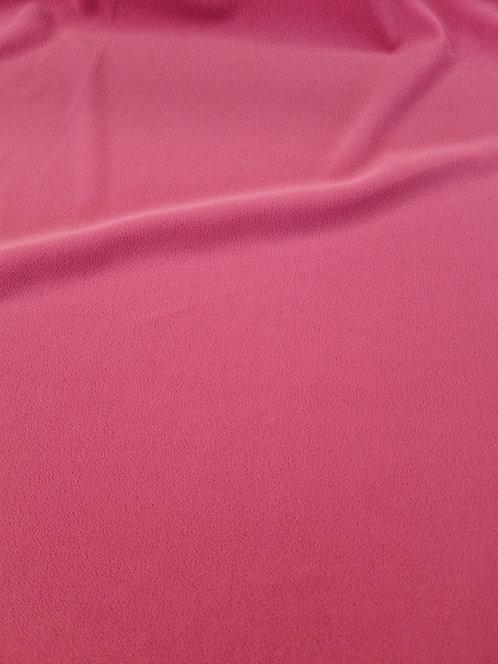 Plush Spun Stretch Velvet Pink
