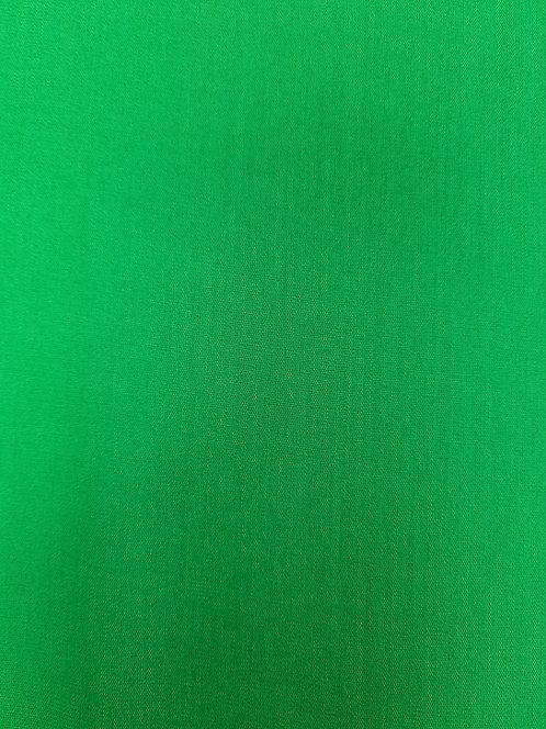Spun Rayon Emerald Green