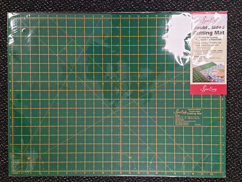 Double Sided Cutting Mat Large 600mm x 450mm