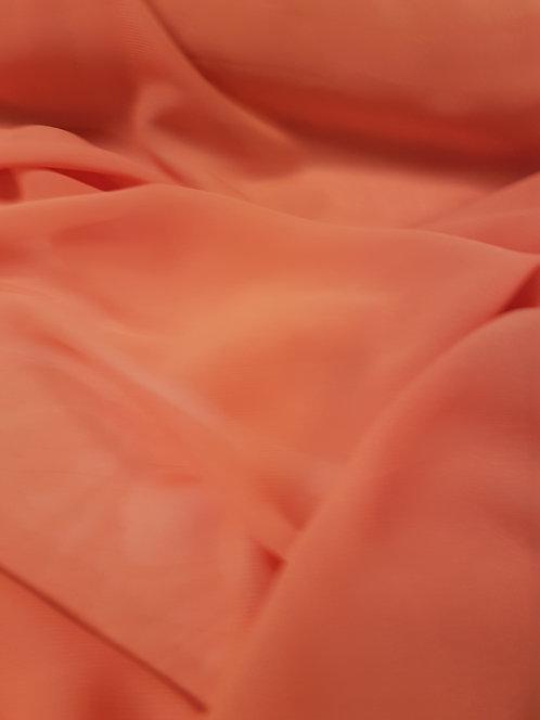 Sunkist Polyester Chiffon