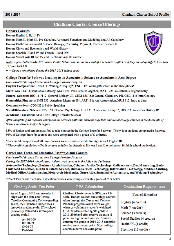 Chatham Charter school profile 2018-2019 pg 2.png